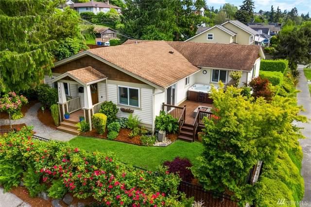 4623 SW Alaska St, Seattle, WA 98116 (#1608647) :: Costello Team