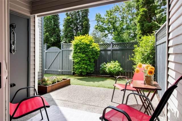 3636 14th Ave W #102, Seattle, WA 98119 (#1608650) :: Ben Kinney Real Estate Team