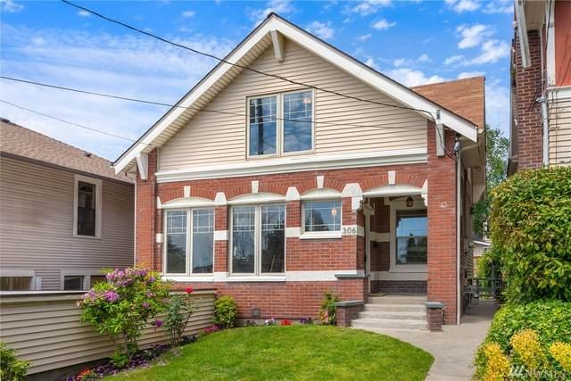 306 NW 62nd St, Seattle, WA 98107 (#1608701) :: M4 Real Estate Group