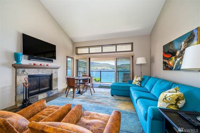 100 Lake Chelan Shores Drive 12-5, Chelan, WA 98816 (#1608730) :: Capstone Ventures Inc