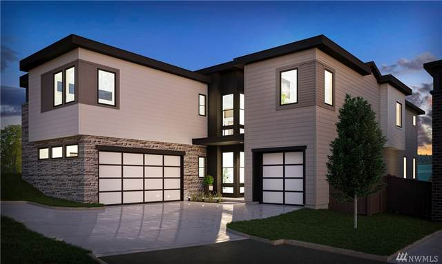 1107 N 39th (Homesite 6) Ct, Renton, WA 98056 (#1608744) :: Northern Key Team