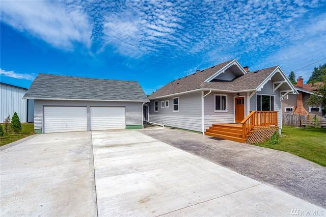 206 NW Washington St, Winlock, WA 98596 (#1608775) :: KW North Seattle