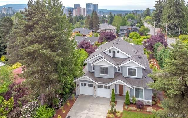 10005 NE 22nd St, Bellevue, WA 98004 (#1608833) :: Keller Williams Realty
