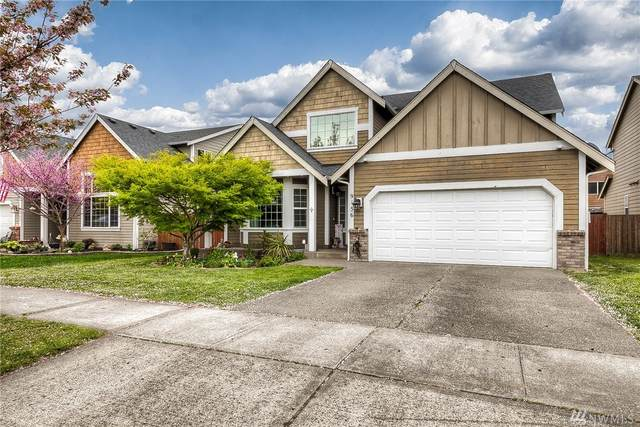 9156 Canal Rd SE, Yelm, WA 98597 (#1608841) :: Real Estate Solutions Group