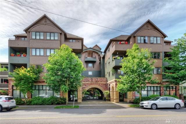 4123 California Ave SW #301, Seattle, WA 98116 (#1608864) :: Costello Team