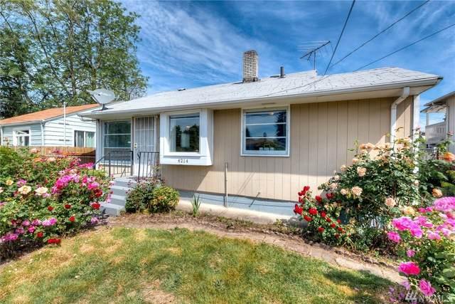 4214 S Kenyon St, Seattle, WA 98118 (#1608894) :: The Kendra Todd Group at Keller Williams
