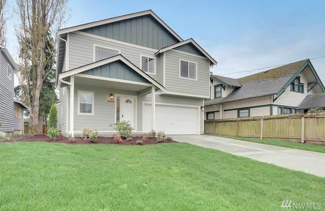 5429 S J St, Tacoma, WA 98408 (#1608956) :: Keller Williams Realty