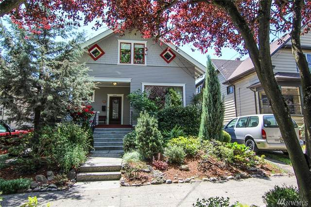 1205 N 47th St, Seattle, WA 98103 (#1608983) :: Lucas Pinto Real Estate Group