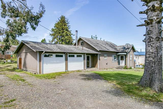 17020 Highway 112, Clallam Bay, WA 98326 (#1609058) :: Real Estate Solutions Group