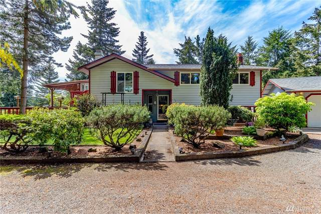 10724 133rd Ave SE, Rainier, WA 98576 (#1609194) :: Northern Key Team