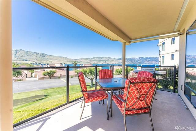 100 Lake Chelan Shores Dr 18-4, Chelan, WA 98816 (#1609216) :: The Kendra Todd Group at Keller Williams