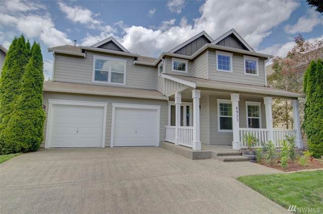 6923 Inlay St SE, Lacey, WA 98513 (#1609234) :: NW Home Experts