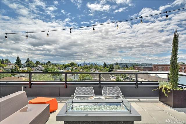 1601 N 45th St #403, Seattle, WA 98103 (#1609274) :: Real Estate Solutions Group