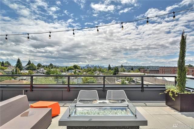 1601 N 45th St #403, Seattle, WA 98103 (#1609274) :: Ben Kinney Real Estate Team