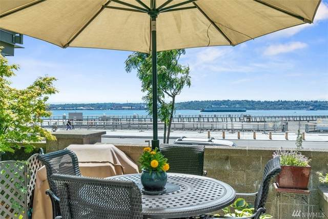 1900 Alaskan Wy #116, Seattle, WA 98101 (#1609304) :: Real Estate Solutions Group