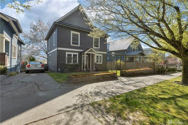 712 19th Ave, Seattle, WA 98122 (#1609440) :: The Kendra Todd Group at Keller Williams