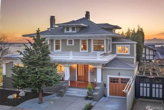 1503 8th Ave W, Seattle, WA 98119 (#1609477) :: Ben Kinney Real Estate Team