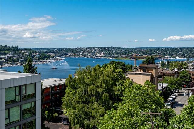 714 Bellevue Ave E #702, Seattle, WA 98102 (#1609515) :: Ben Kinney Real Estate Team
