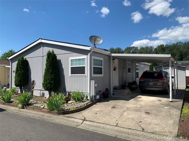 15400 SE 155th Place #62, Renton, WA 98058 (#1609560) :: Canterwood Real Estate Team