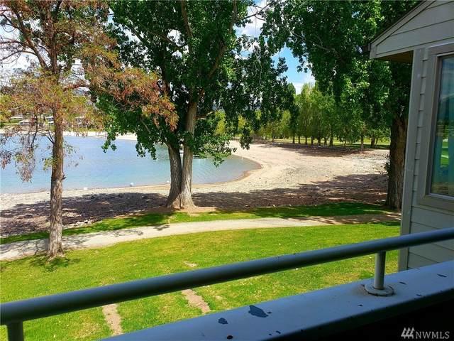 1 Beach 584-L, Manson, WA 98831 (#1609569) :: Keller Williams Realty