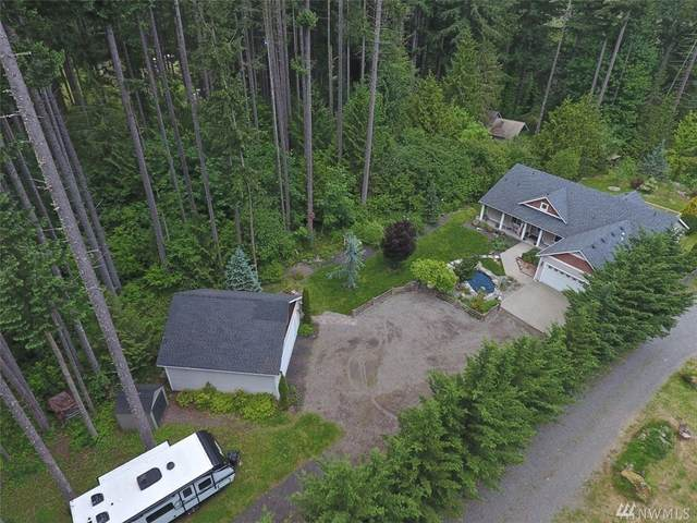 15518 SE Vail Cut Off Rd, Rainier, WA 98576 (#1609615) :: Real Estate Solutions Group