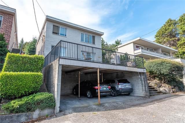 629 W Nickerson, Seattle, WA 98119 (#1609631) :: Ben Kinney Real Estate Team
