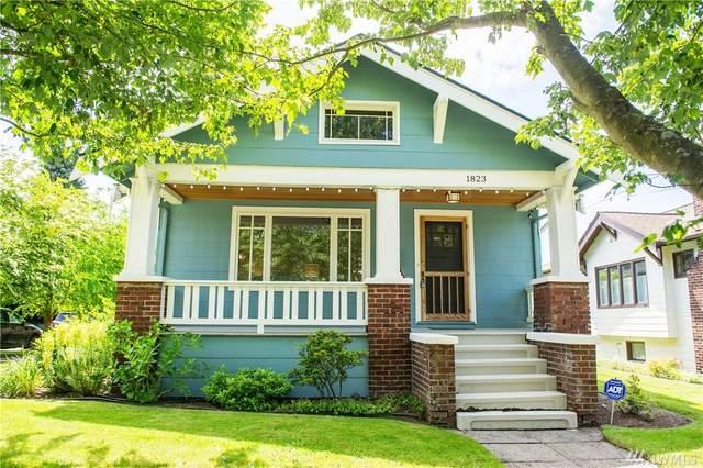 1823 N 48th St, Seattle, WA 98103 (#1609691) :: Ben Kinney Real Estate Team