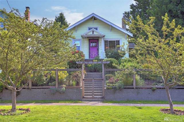 3122 14th Ave. S Seattle, Seattle, WA 98144 (#1609726) :: Ben Kinney Real Estate Team