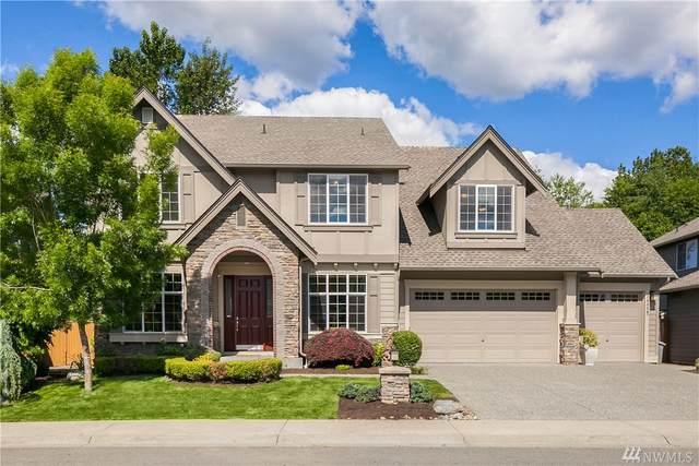 20830 SE 18th Place, Sammamish, WA 98075 (#1609729) :: McAuley Homes