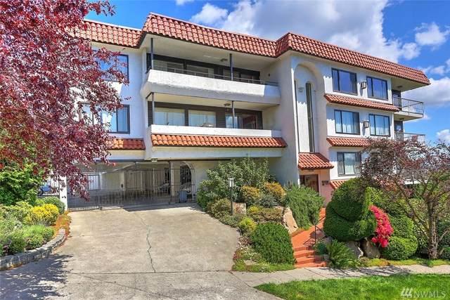 610 Wheeler St #303, Seattle, WA 98109 (#1609730) :: Ben Kinney Real Estate Team