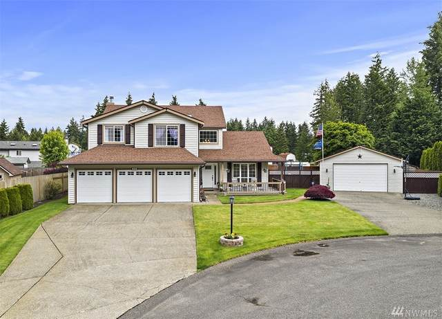 4111 243rd St Ct E, Spanaway, WA 98387 (#1609840) :: Tribeca NW Real Estate