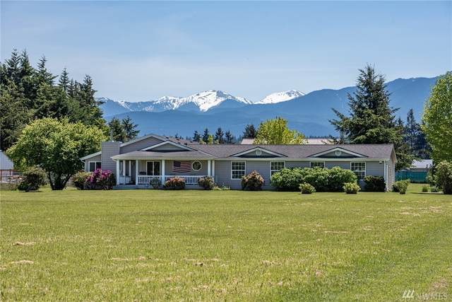 384 Finn Hall Rd, Port Angeles, WA 98362 (#1609857) :: The Kendra Todd Group at Keller Williams
