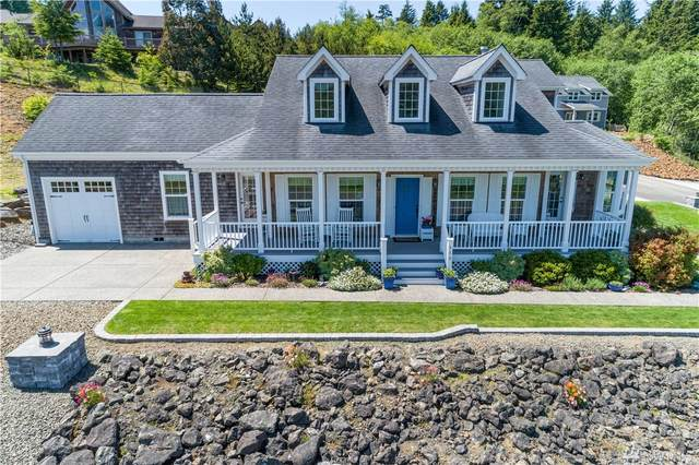 350 Lakeview Drive, Ilwaco, WA 98624 (#1609858) :: Ben Kinney Real Estate Team
