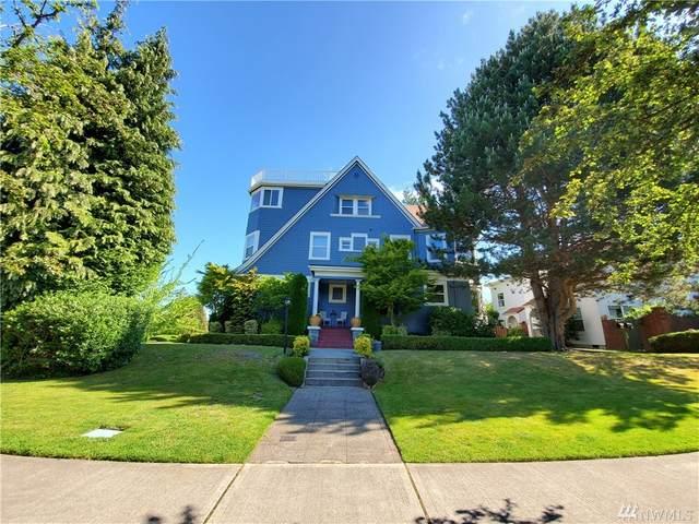 421 N Yakima Ave #6, Tacoma, WA 98403 (#1609930) :: Engel & Völkers Federal Way