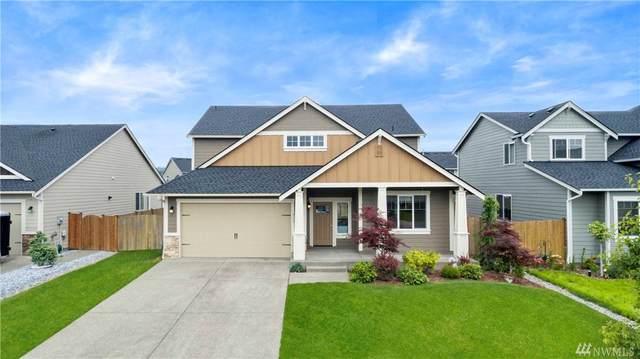 313 Rushton Ave SW, Orting, WA 98360 (#1609953) :: McAuley Homes