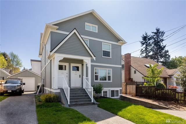 7326 13th Ave NW, Seattle, WA 98117 (#1609974) :: Canterwood Real Estate Team