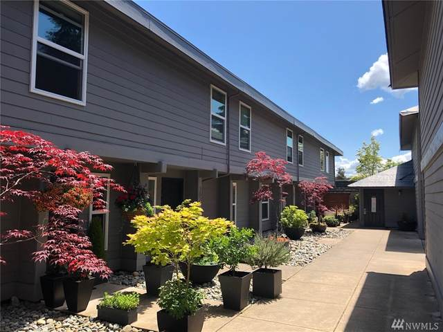 10001 NE 12th St #103, Bellevue, WA 98004 (#1610184) :: McAuley Homes