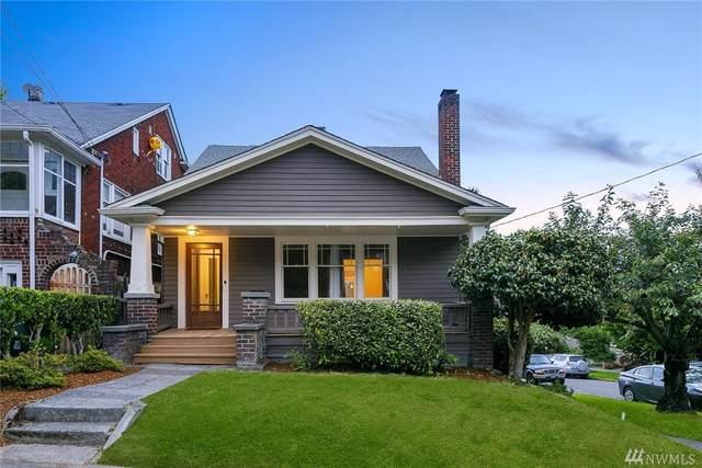 2 W Etruria St, Seattle, WA 98119 (#1610218) :: Ben Kinney Real Estate Team