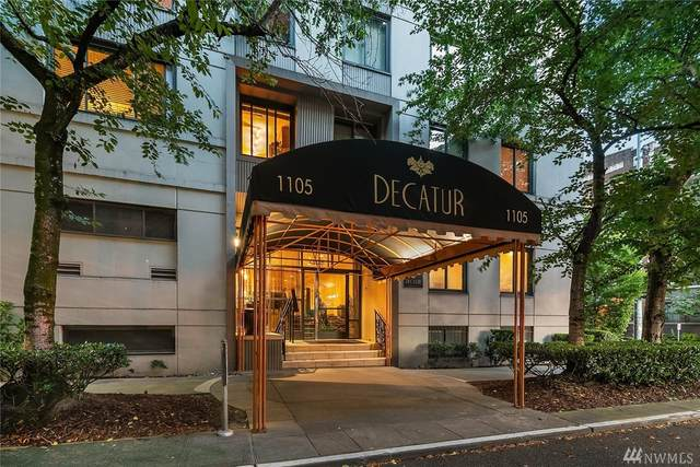 1105 Spring St #403, Seattle, WA 98104 (#1610220) :: Tribeca NW Real Estate