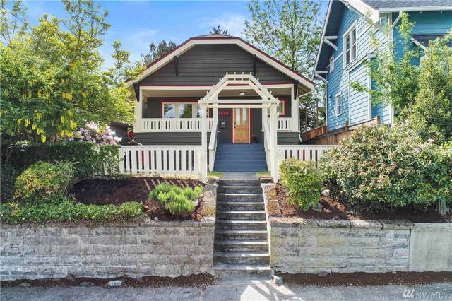 8115 Fremont Ave N, Seattle, WA 98103 (#1610272) :: Canterwood Real Estate Team