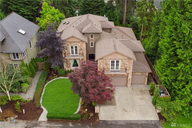 10913 SE 25th St, Bellevue, WA 98004 (#1610369) :: Keller Williams Western Realty