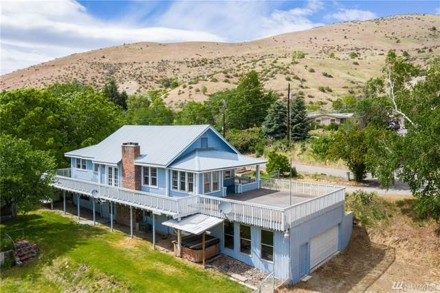 3125 Hedding St, Entiat, WA 98822 (#1610372) :: The Kendra Todd Group at Keller Williams