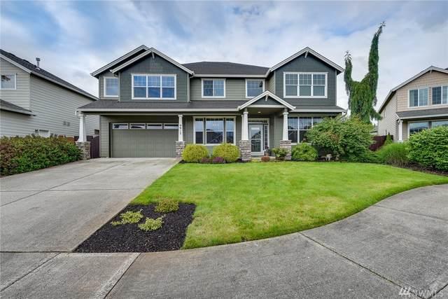 9913 NE 103rd Cir, Vancouver, WA 98662 (#1610374) :: Ben Kinney Real Estate Team