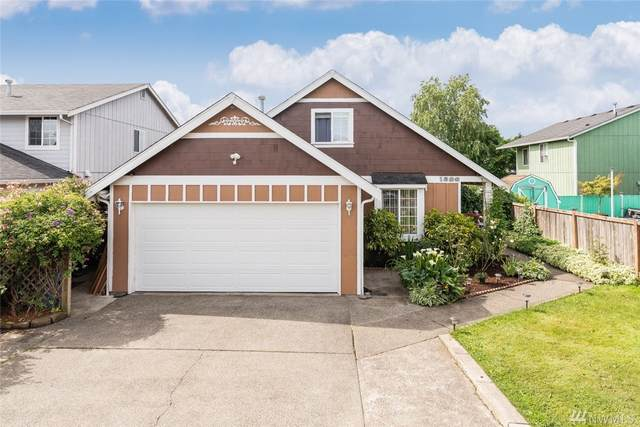 1326 S 90th St, Tacoma, WA 98444 (#1610418) :: Hauer Home Team