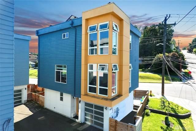 5001 S Fletcher St, Seattle, WA 98118 (#1610487) :: Hauer Home Team