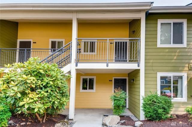 12625 SE 41st Place F102, Bellevue, WA 98006 (#1610514) :: Capstone Ventures Inc