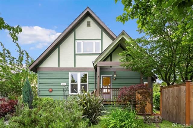 6009 34th Ave NW, Seattle, WA 98107 (#1610525) :: Keller Williams Realty