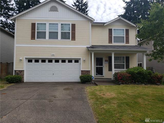 1618 203rd St Ct E, Spanaway, WA 98387 (#1610531) :: Hauer Home Team