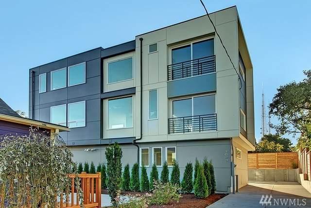 1623 24th Ave, Seattle, WA 98122 (#1610581) :: Engel & Völkers Federal Way