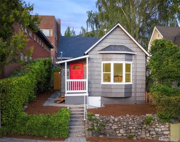 4434 Greenwood Ave N, Seattle, WA 98103 (#1610639) :: Ben Kinney Real Estate Team